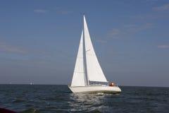 Barca a vela immagine stock