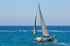 Barca a vela Immagine Stock Libera da Diritti
