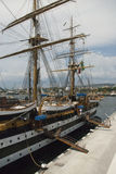 Barca a vela Fotografia Stock Libera da Diritti