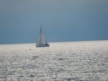 Barca a vela Immagini Stock Libere da Diritti