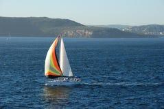 Barca a vela Fotografia Stock