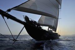 Barca a vela classica Fotografie Stock Libere da Diritti