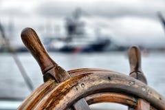 Barca a vela del volante Fotografia Stock Libera da Diritti