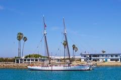 Barca a vela la Dichiarazione di Diritti Fotografie Stock