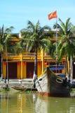 Barca, Vietnam Fotografie Stock