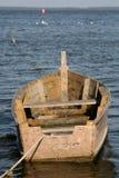 Barca vuota Fotografie Stock