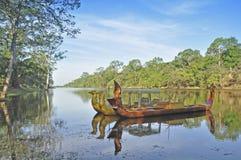 Barcas cerimoniais Imagem de Stock Royalty Free