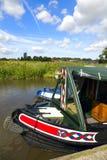 Barcas no canal Fotos de Stock