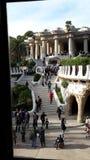 Barcellona Royaltyfria Foton
