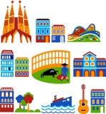 Barcellona Immagini Stock
