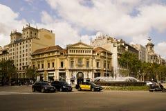 Barcellona Fotografia Stock