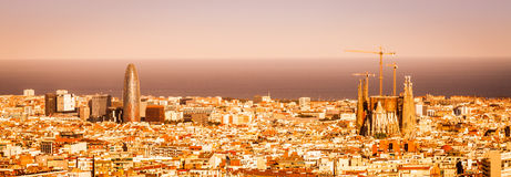 Barcellona fotografie stock libere da diritti