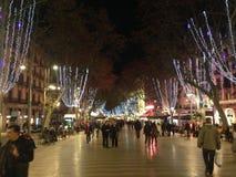 Barcellona immagine stock