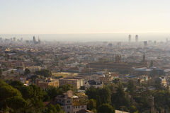 Barcellona fotografia stock libera da diritti