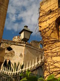 Barcellona, d'Horta 26 di Laberint Fotografie Stock