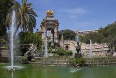 Barcellona - la Spagna Immagini Stock