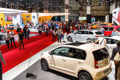 Barcellona Motorshow/Salo Internacional Automobil 2015 Fotografia Stock