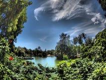 Barcellona - parco di Ciutadella Fotografia Stock Libera da Diritti