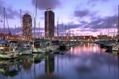 Barcellona, Spagna immagini stock libere da diritti