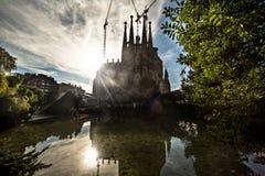 Barcellona, Spagna Fotografie Stock