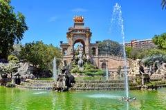 barcelona Испания стоковое фото rf