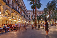 barcelona Испания Стоковые Изображения RF