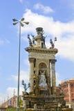 barcelona Испания Стоковая Фотография