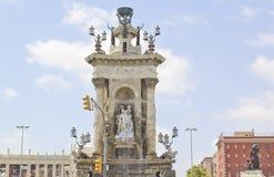 barcelona Испания Стоковые Изображения