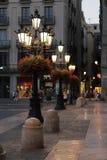 barcelona Испания Стоковые Фото