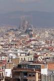 barcelona Испания Стоковые Фотографии RF
