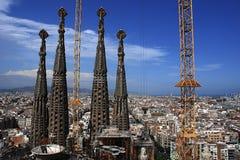 barcelona Стоковое Изображение RF