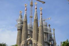 Barcelona 2018 obrazy royalty free