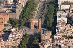 Barcelona Lizenzfreie Stockbilder