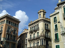 Barcelona Royalty Free Stock Images