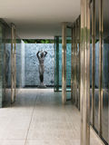 Barcelona 2009: Architektur Miesvan Der Rohe Stockbilder
