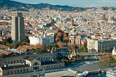 Barcelona. Royalty Free Stock Images
