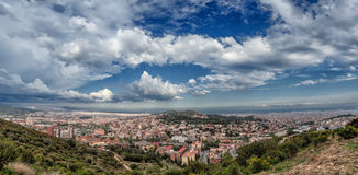 Barcelona Fotografia Stock