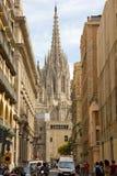Barcelona Stock Foto