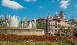 Barcelona Royaltyfri Bild