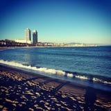 Barcelona Arkivfoton