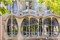 Barcelona Royaltyfria Foton