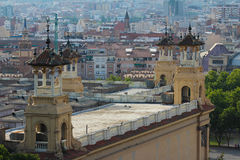Barcelona Fotos de Stock Royalty Free