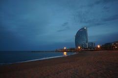 Barcelona Royaltyfri Fotografi