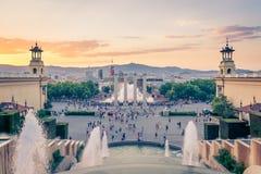 Barcelona Stock Fotografie