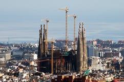 barcelona стоковое фото rf