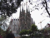 Barcelona Foto de Stock Royalty Free