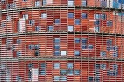 barcelona agbar torre Zdjęcia Royalty Free
