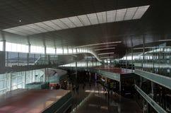 Barcelona airport Stock Photos