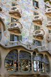 Barcelona architecture stock images