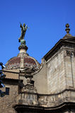 Barcelona-Architektur Lizenzfreies Stockbild